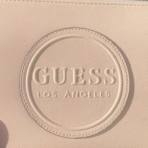 GUESS flat wallet purse, NWT